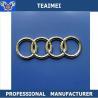 Decorate Durable OEM Audi Body Car Badge Logos Long Use Life
