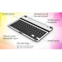 China Aluminium Bluetooth Keyboard For Ipad Mini on sale