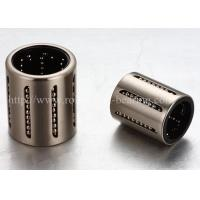 Buy cheap Thin Film Lubrication Sliding Bearing , LM10UU Linear Motion Bearing product