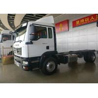 Buy cheap Light Weight Prime Mover Truck 10 Wheels Tractor Head Trucks Easy Maintenance product