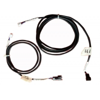 Buy cheap 0.5mm Insulation Black 3 Pin 200mm Medical Connection Wire product