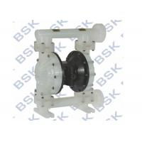 Buy cheap Air Powered Polypropylene Diaphragm Pump Dual Diaphragm Pump Non Leakage product
