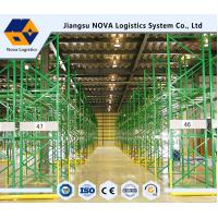 Buy cheap Warehouse Industrial Storage, Q235B Pallet Storage Shelves For Handling Equipment product