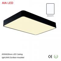 Buy cheap Matt black 32W good price and economic SMD LED Ceiling light for bedroom for living room product