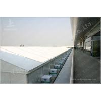 Buy cheap Sunblock Outdoor Exhibition Tents High Strength Aluminium Frame Marquee product