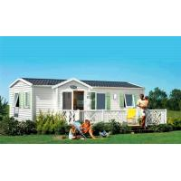 Buy cheap Prefab Mobile Homes With Laminate Floor / Colorbond Roofing / PVC Wall Cladding product