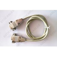 Buy cheap Male To Male 9P D-SUB Assembled type Signal Cable For Electronic Fax Machine product