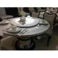 Quality wholesale round marble table dining furniture for sale