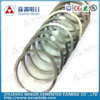 Buy cheap Punching Tungsten Carbide Die for nut forming / YG22C , YG16C , YG18C , WC , Cobalt product