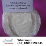 Buy cheap Estrogen receptor Clomifene Citrate CAS 50-41 Peak Steroid  CLOMPHID Anti-Estrogen Steroid product