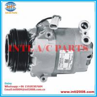 Buy cheap 5pk 12V Auto ac compressor for Opel Vectra Opcional 93381629 from Wholesalers