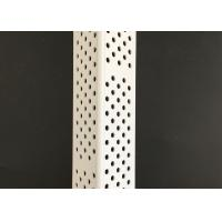Buy cheap Super Plastic Sheetrock Corner Bead For Decorating And Building PVC Profiles product