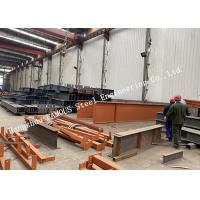 China Australia Standard Hot Galvanized Q355b Structural Steel Fabrications For Commercial Buildings on sale