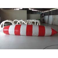 Buy cheap Great Fun Large Inflatable Water Toys , 0.9mm PVC Inflatable Water Blob product