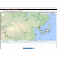 China All Maps Web Based GPS Vehicle Tracking System Software Support Multi Language on sale