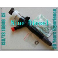 Buy cheap OEM Injector Denso Diesel 23670-0L050 095000-8290 For Toyota Vigo Hilux 1KD FTV product