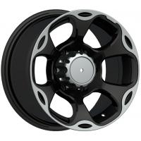 Buy cheap 110.5 CB, 15 Inch Alloy Cars Wheels 15x8.0 -13 ET product