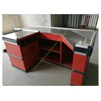 Buy cheap Mutiple Retail Store Cash Register , Supermarket Counter Table Recyclable from wholesalers