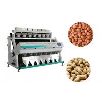 Buy cheap Full RGB Color Optical Sorting Machine 7 Chutes Peanut Color Sorter Machine product