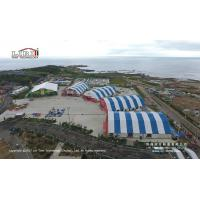Buy cheap Aluminum & Colorful PVC  Polygon Tent With Colorful Roof For Beer Festival Event product