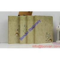 Buy cheap Hot sale New fashion design female hardcover paper notebook for promotion product