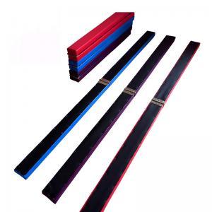 Buy cheap 2 Feet Foam Kids Gymnastics Beam / Balance Beam Scale 220*10*6.5CM Size product