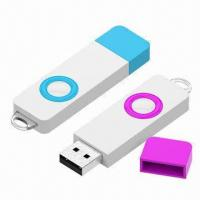 Buy cheap Bootable USB Flash Drives, Various Colors Available, Logo Pressure Casting, Plug-and-play Function product