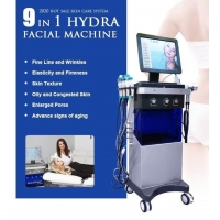 Buy cheap Sincoheren hydrafacial microdermabrasion diamond machine 9 in one product