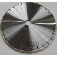 "Buy cheap Narrow U Slot Type Diamond Stone Cutting Blades High Efficiency Wet Cutting 12""- 64"" from wholesalers"