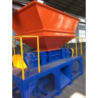 Buy cheap plastic waste shredder for plastic recycling plastic scrap shredder industrial from wholesalers