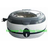 China 600ML 35W Household Ultrasonic Cleaner For Glass Lens / Jewelry Rings on sale