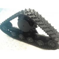 Buy cheap Widely used rubber track system with customize color BM-WFSW 255 product