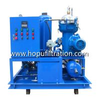 Buy cheap Heavy Fuel Oil Dehydration Plant, Explosion Proof ship oil treatment machine, Fuel centrifuge centrifugal oil purifier product