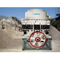 Buy cheap High Performance Spring Stone Cone Crusher Machine AC Motor GS400 Breaker product