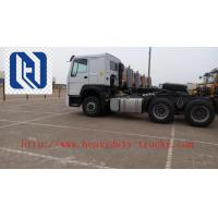 Buy cheap 336HP Prime Mover Truck Air Pod EuroII 15 Months Guarantee Period product