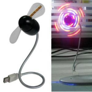 Buy cheap USB Powered Mini Flexible Desktop Fans UF-237-02 product