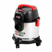 Buy cheap 4 Gallon 15L Heavy Duty Shop Vacuum Cleaners Stainless Steel Multi Direction product
