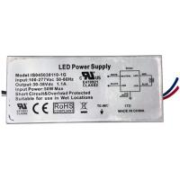 Buy cheap High power factor 45W External LED driver Power Supply //IS045038110-1G from wholesalers