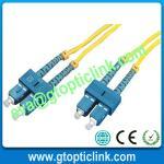 Buy cheap SC Optic Fiber Patch Cord product