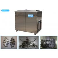 China High Frequency Automotive Ultrasonic Cleaner For Cylinder Head 3KW 264 Liter on sale