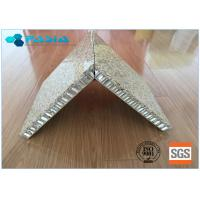 Buy cheap New High-Grade Furniture Decoration Material Stone Facing Honeycomb Panel product
