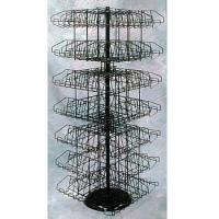 Buy cheap Hanging Clip Rack w/Basket for Cross Merchandising product