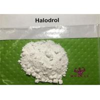 Buy cheap 99% Assay Muscle Building Prohormones Supplements White Powder Halodrol CAS 35937-40-7 product