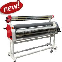 Buy cheap Full - Auto Cold Roll Laminator Machine With Hand Crank Lift Up System BU-1600II Warm product