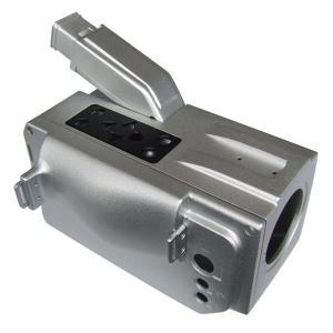 Powder Coating Aluminium Die Castings , Alloy ADC12 Aluminum Cast Enclosure
