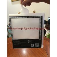Quality Promotion Industrial Poly Bags With Hangers For Underwear , Clothes for sale