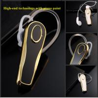 China 4.0 voice stereo mini universal bluetooth headset on sale