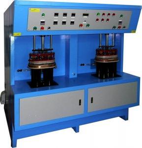 Three Phase Two Station Braze welding machine Induction heating machine 60KW