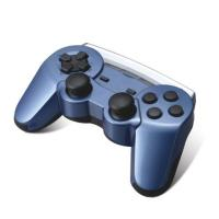 Buy cheap Pc Gaming Wireless Playstation Controller For Multi Platform , PC / PS2 / PS3 Dual Shock Gamepad product