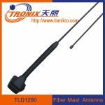 Buy cheap 1 section fiber mast car antenna/ fiberglass mast car antenna/ active radio antenna TLD1290 product